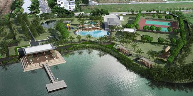 Đại Phước Lotus - Ốc đảo xanh cách TP HCM 30 phút di chuyển