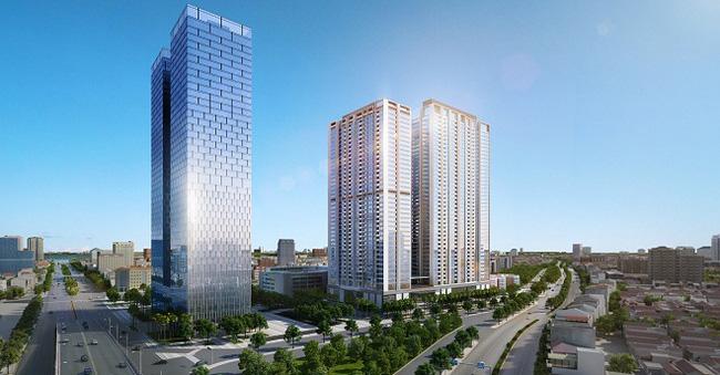 Vinhomes  Metropolis -  Kiến trúc hiện đại xứng tầm
