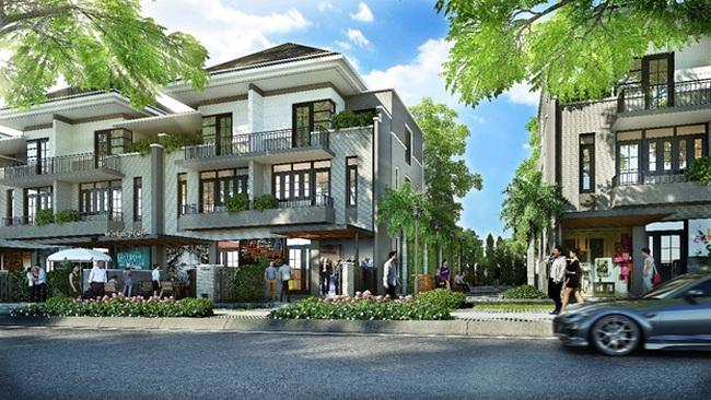 Không gian sống thanh bình ở Nam Sài Gòn đang được lòng người mua