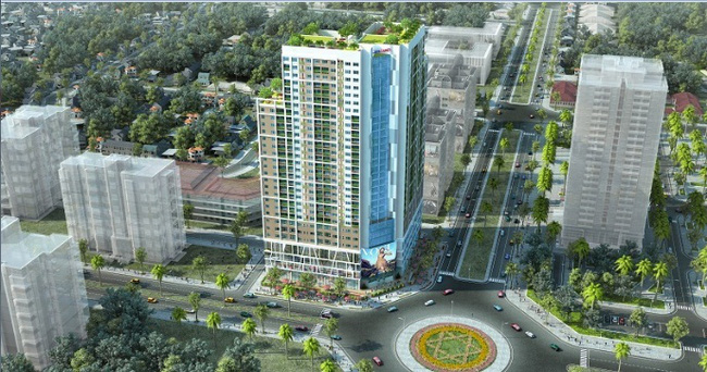 Chiêm ngưỡng dự án Golden Field Mỹ Đình trung tâm phía Tây Hà Nội