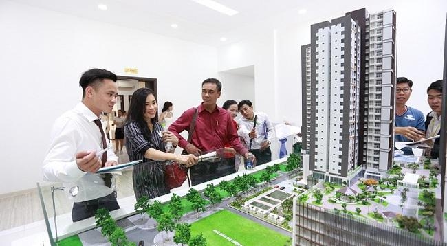 Xi Grand Courtthu hút khách mua nhà