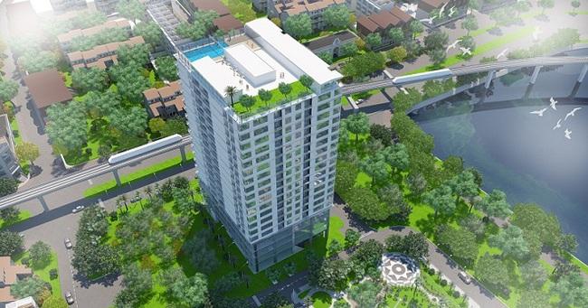 Hé lộ thông tin dự án bên hồ Hoàng Cầu, Đống Đa, Hà Nội