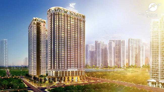 Khó tìm chung cư sinh thái ngay trung tâm Hà Nội