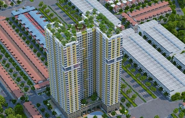 Chỉ với 200 triệu tích lũy, làm sao sở hữu căn hộ  tại  Hà Nội?