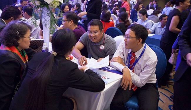 Mland Vietnam tổ chức sự kiện mở bán bất động sản nghỉ dưỡng Vinpearl
