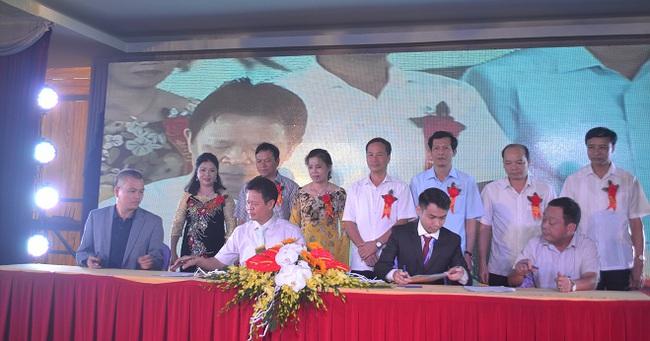 Hoàng Hà ra mắt dự án bất động sản tại Thái Bình