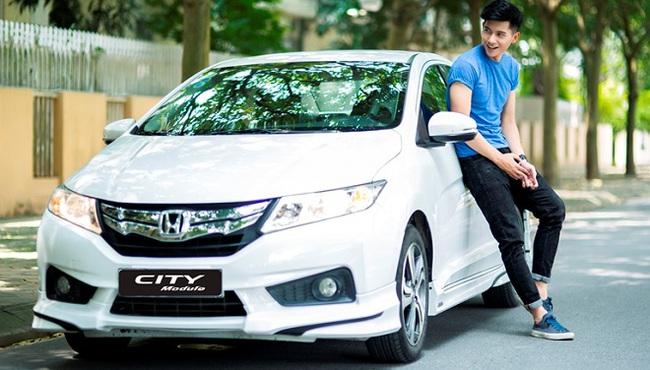 8 tháng đầu năm 2016, Honda City đạt doanh số kỷ lục 3.133 xe