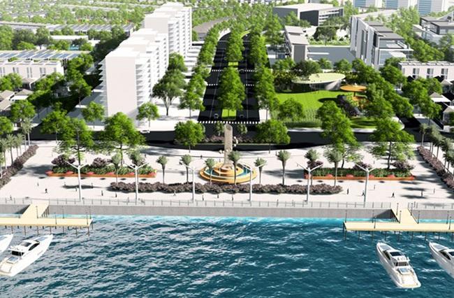 Đà Nẵng: xuất hiện dự án bên sông ven biển với quy mô lớn