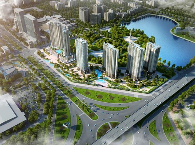 Vinhomes chính thức ra mắt 2 tòa đầu tiên của dự án D'.Capitale Trần Duy Hưng