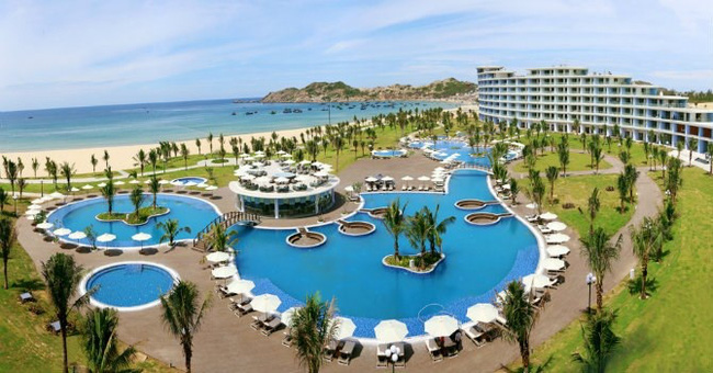 FLC Quy Nhơn thu hút chính sách vào thị trường bất động sản nghỉ dưỡng
