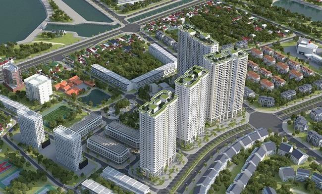 Đại gia đứng sau dự án nghìn căn hộ quận Hoàng Mai là ai?
