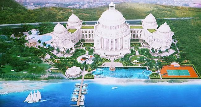 Xuất hiện dự án gây xôn xao thị trường bất động sản Phan Thiết