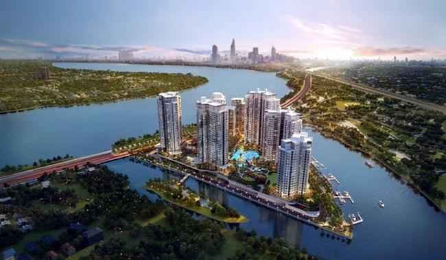 Đảo Kim Cương ra mắt tại Singapore