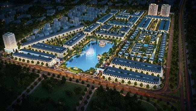New City Thái Bình: Hiện thực hóa khu đô thị kiểu mẫu