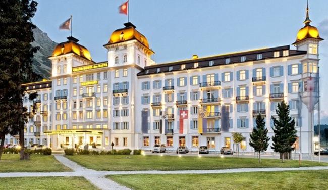 Sen, vòi Kludi – lựa chọn của các ông chủ khách sạn, resort