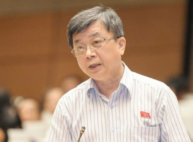 Đại biểu Trương Trọng Nghĩa kể về lời hứa của ông Đinh La Thăng