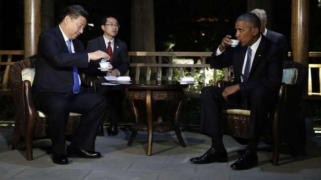 Tiệc trà đêm Obama - Tập Cận Bình và cách làm PR mới của Trung Quốc