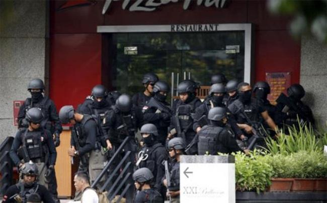 Chân dung kẻ chủ mưu vụ khủng bố ở thủ đô Indonesia