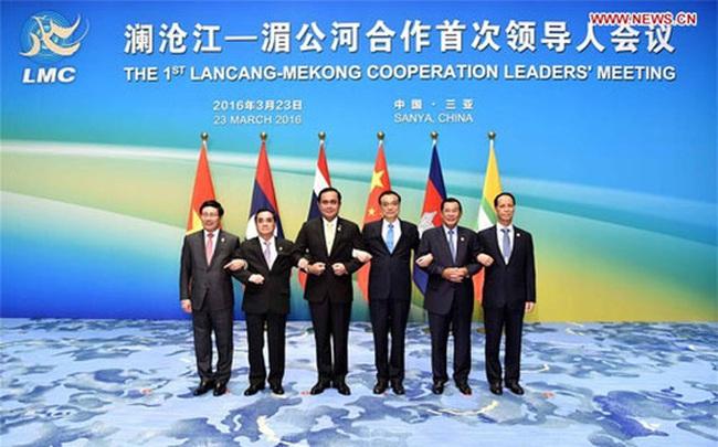 """Thủ tướng Trung Quốc: 6 quốc gia sông Mekong """"chia sẻ số phận"""""""