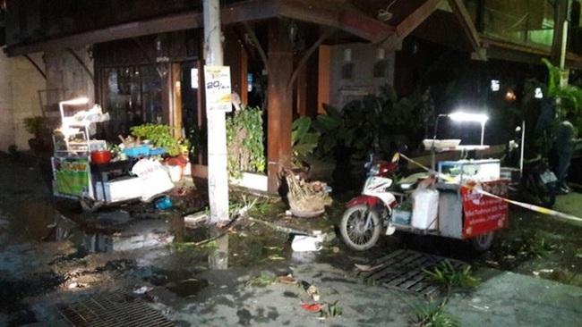 Nổ bom kép ở resort Thái Lan, 20 người thương vong