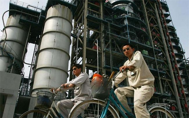 Trung Quốc xuất khẩu xăng ngày càng nhiều