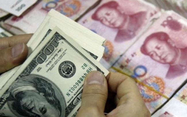 """1 nghìn tỷ USD """"tháo chạy"""" khỏi Trung Quốc trong năm 2015"""