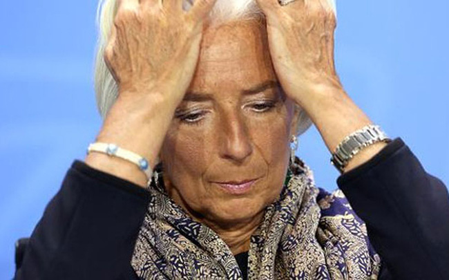 IMF lại hạ dự báo tăng trưởng kinh tế toàn cầu