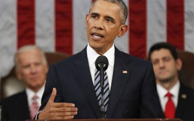 Thông điệp liên bang cuối cùng của Obama