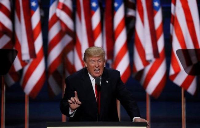 """Trump thề """"lập lại trật tự"""" ở Mỹ nếu thành Tổng thống"""