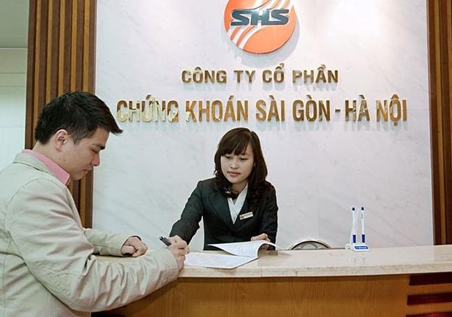 SHB đã thoái vốn khỏi Chứng khoán Sài Gòn Hà Nội (SHS)