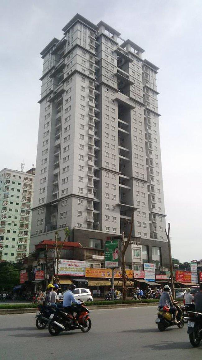 """Ai đứng sau dự án tái định cư Tạ Quang Bửu (Hà Nội) đã 10 năm """"đắp chiếu""""?"""