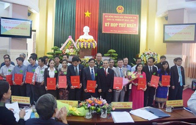 Kon Tum có tân Chủ tịch UBND tỉnh