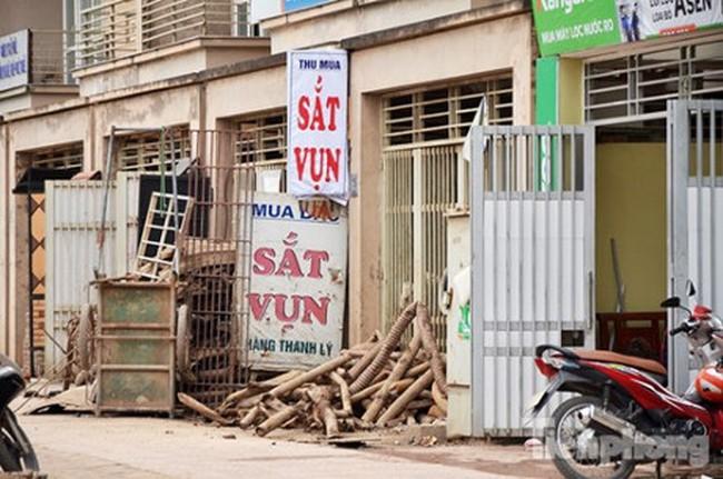 Xót xa cảnh biệt thự tiền tỷ bỏ hoang ở KĐT Văn Phú, nơi xảy ra vụ nổ kinh hoàng