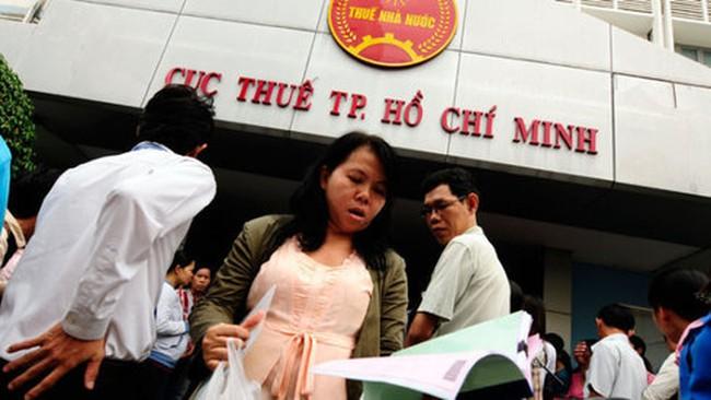 TPHCM: Thu thuế tiêu thụ đặc biệt tăng