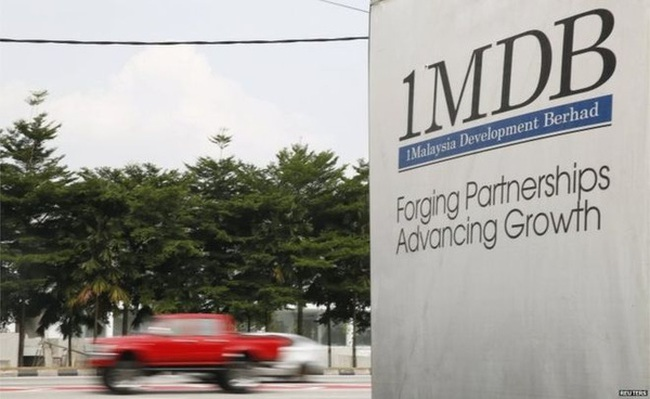 Mỹ kiện đòi 1 tỉ USD từ Malaysia