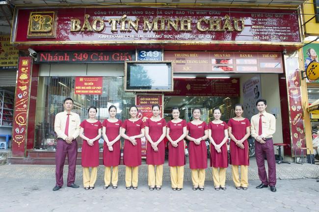 Bảo Tín Minh Châu lên tiếng về việc ép nhân viên mua tủ lạnh và thực phẩm của công ty