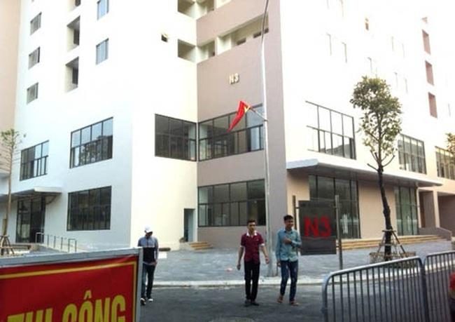 Nghịch lý nhà N3 Nguyễn Công Trứ: Xây xong dân chưa chịu về