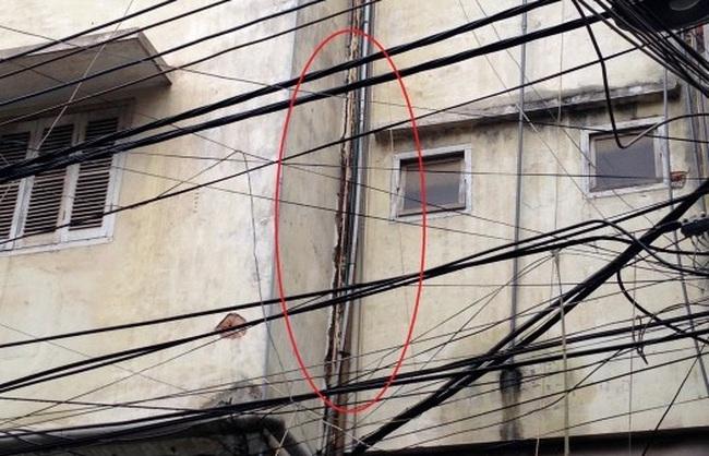 Chung cư 51 Huỳnh Thúc Kháng - Sập nhà, chết người ai chịu trách nhiệm?