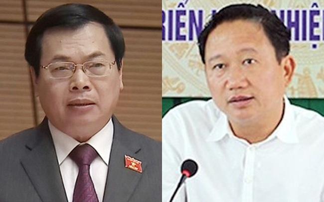 Nguyên Bộ trưởng có thể bị xem xét trách nhiệm vì vụ ông Trịnh Xuân Thanh