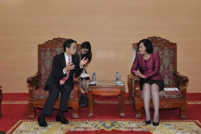 BTMU sẵn sàng hỗ trợ quá trình tái cơ cấu và xử lý nợ xấu của Việt Nam
