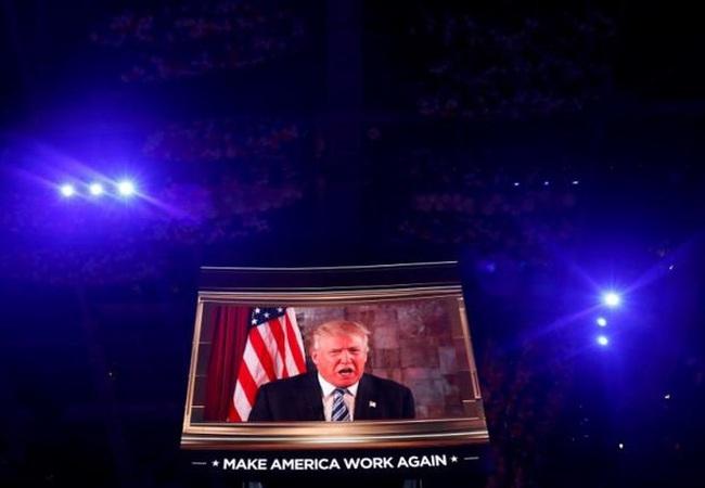Đảng Cộng hòa nhộn nhịp sau đề cử Donald Trump