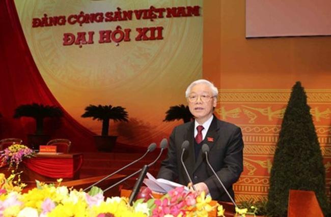 Diễn văn bế mạc Đại hội XII của Tổng Bí thư Nguyễn Phú Trọng