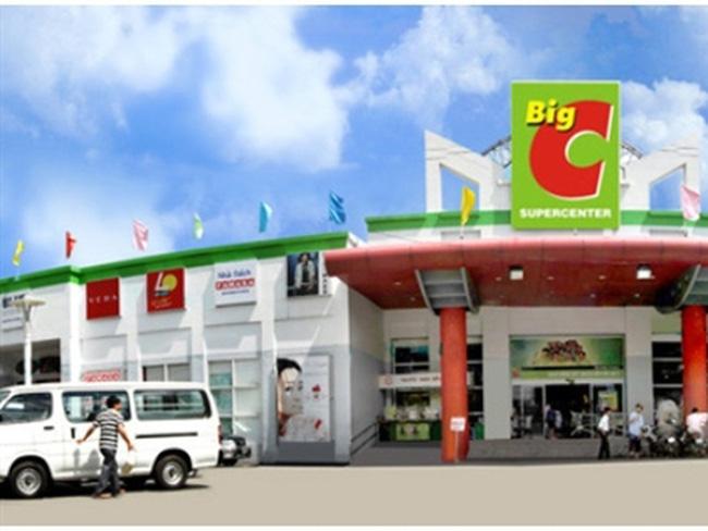Lotte, TCC Holding và Central Group đăng ký mua hệ thống Big C Việt Nam
