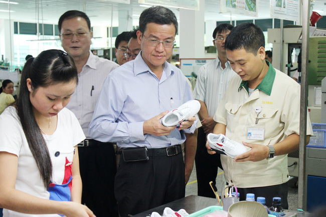 """Đồng Nai: Chính quyền sẵn sàng đồng hành cùng doanh nghiệp trong """"cuộc chơi"""" mới"""