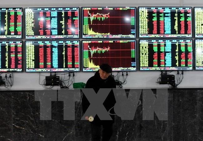 Chứng khoán Trung Quốc mong đổi vận với lãnh đạo mới