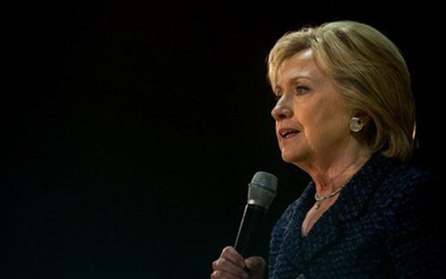 Phút trải lòng của Hillary Clinton