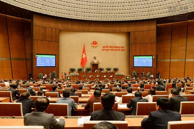 Hoãn công bố kết quả bầu 2 tân Phó chủ tịch Quốc hội