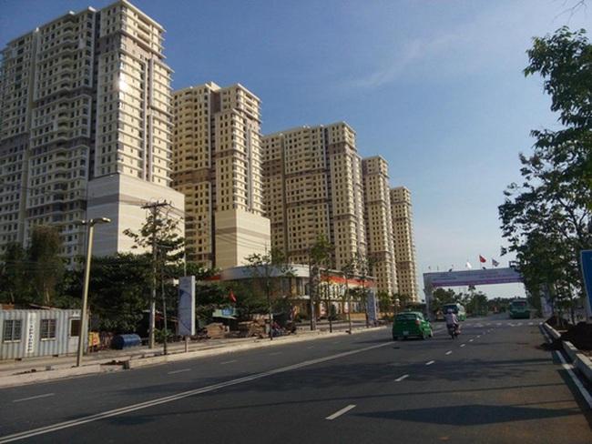 Chung cư Era Town: Mang cư dân… thử nghiệm