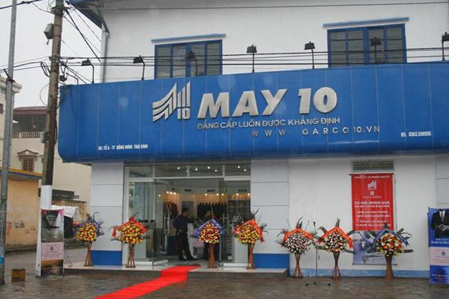 May 10 đăng ký giao dịch 18,9 triệu cổ phiếu với mã chứng khoán là M10