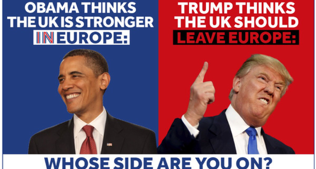Brexit cũng giống như bài phát biểu của Donald Trump: Chưa giúp gì đã làm tình hình tồi tệ hơn